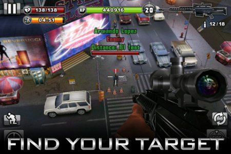 Contract Killer для iPad/iPhone/iPod