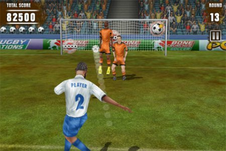 Football Kicks для iPad/iPhone/iPod