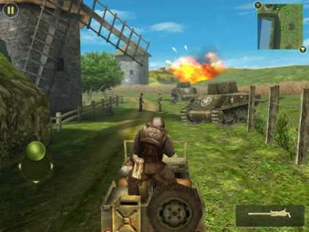 Brothers In Arms 2: Global Front для iPad/iPhone/iPod