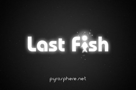 Last Fish - черно-белая играс акселерометром для iPad | iPhone | iPod
