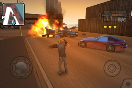 Gangstar: Miami Vindication для iPad | iPhone | iPod