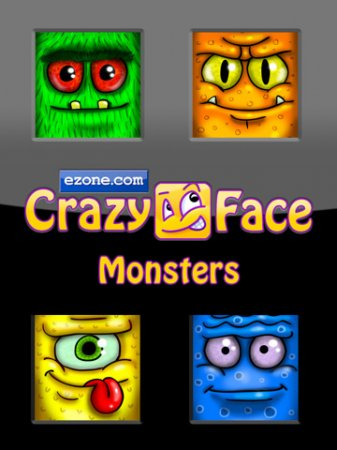 Crazy Face - сумасшедшие лица на iPad | iPhone | iPod