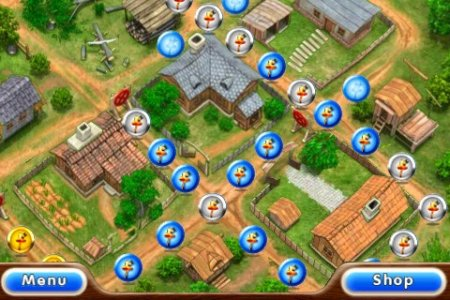Farm Frenzy 2 - веселая ферма для iPad | iPhone | iPod