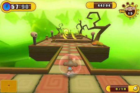 Super Monkey Ball 2 для iPhone и iPod - мартышка в шарике