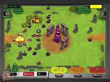 Towers in Space - фантастический Tower Defence для iPad | iPhone | iPod