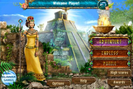 The Treasures of Montezuma 2 для iPhone и iPod - игра три в ряд