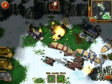COMMAND & CONQUER: RED ALERT для iPad | iPhone | iPod