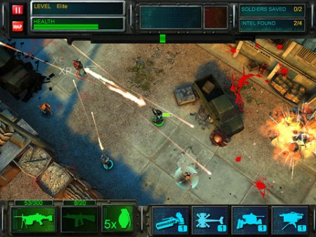 Extraction: Project Outbreak: зомби - стреляка для iPad | iPhone | iPod