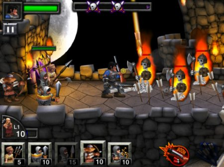 Army of Darkness Defense для iPad | iPhone | iPod