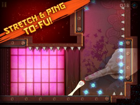 To-Fu: The Trials of Chi - липкое кунг-фу для iPad | iPhone | iPod