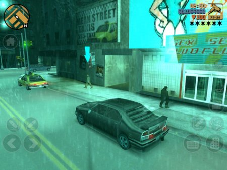 GTA 3 для iPhone | iPad | iPod - ГТА 3 для aplle-девайсов
