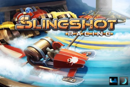 Slingshot Racing для iPad | iPhone | iPod - гонки на санях