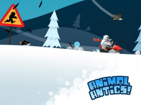 Ski Safari для iPad | iPhone | iPod